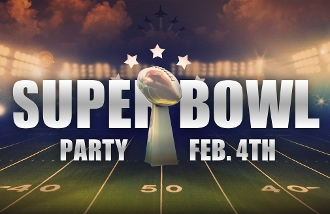2018 Super Bowl Party